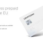 Carte bitcoin CryptoPay