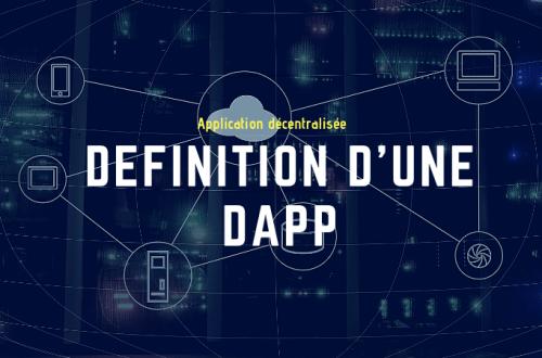 application décentralisée-App