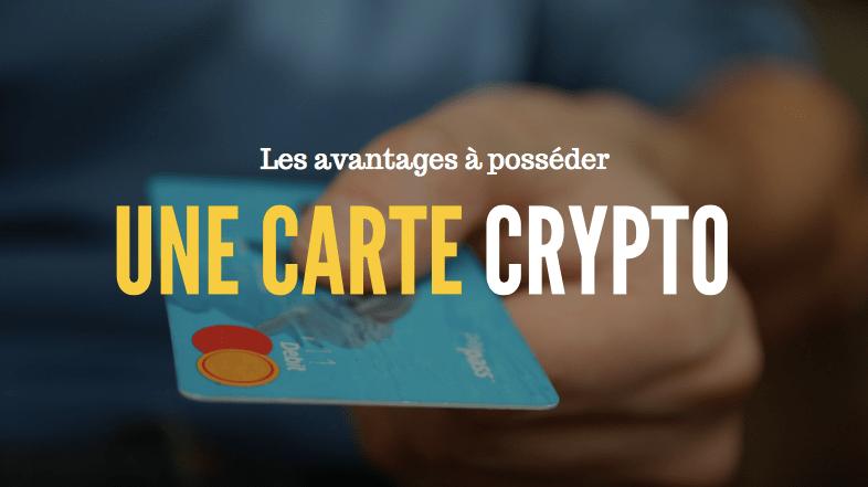 carte bancaire crypto-monnaie