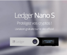 portefeuille bitcoin Ledger