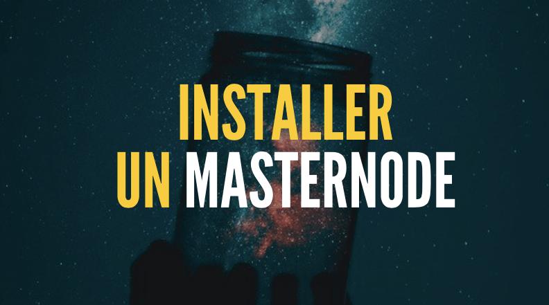 installer un masternode
