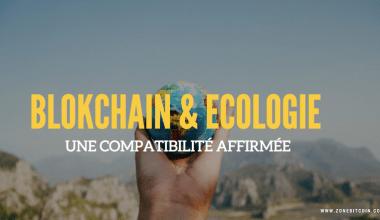 blokchain ecologie