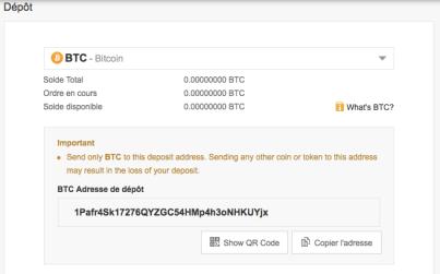 ACHETER crypto sur binance tutoriel