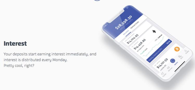 Gagner des intérêts bitcoin celsius network