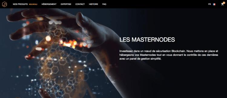 masternode partagé par Hasheur