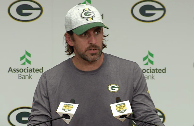 What Aaron Rodgers Was Really Saying At His Press Conference | Zone Coverage
