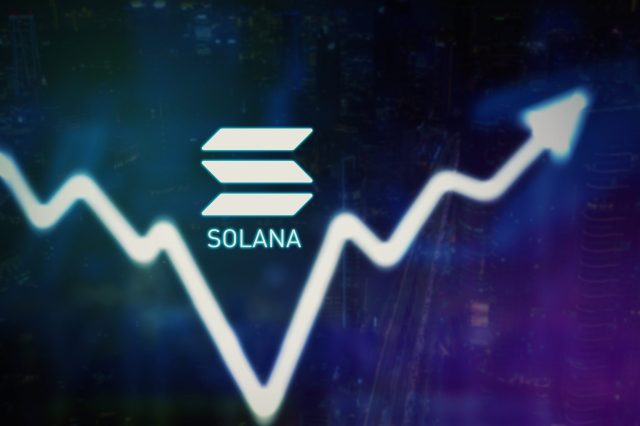Solana (SOL) is up 22% to a new all-time high. - NapBots
