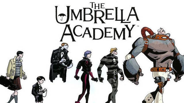 umbrella academy comics