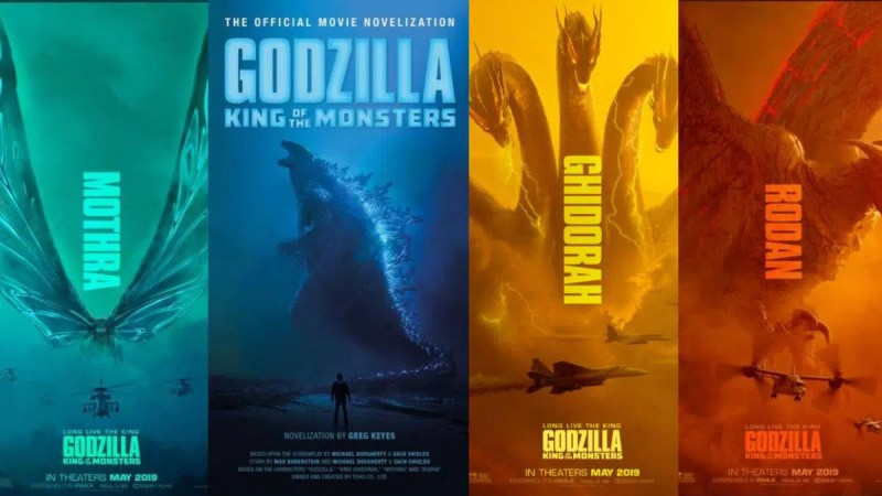 godzilla king of the monsters en netflix