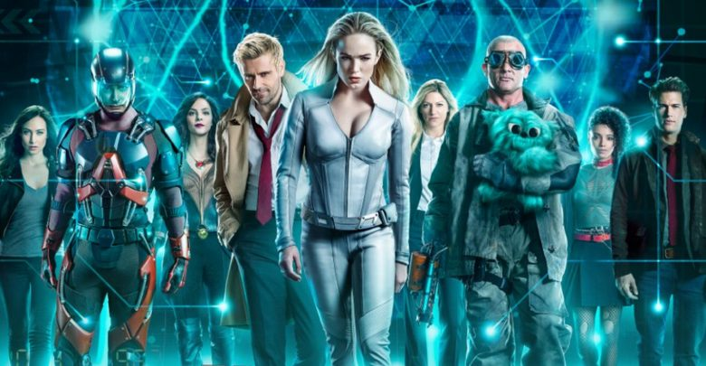 ¿Cuándo podremos ver la temporada 5 de «Legends of Tomorrow» de DC en Netflix?