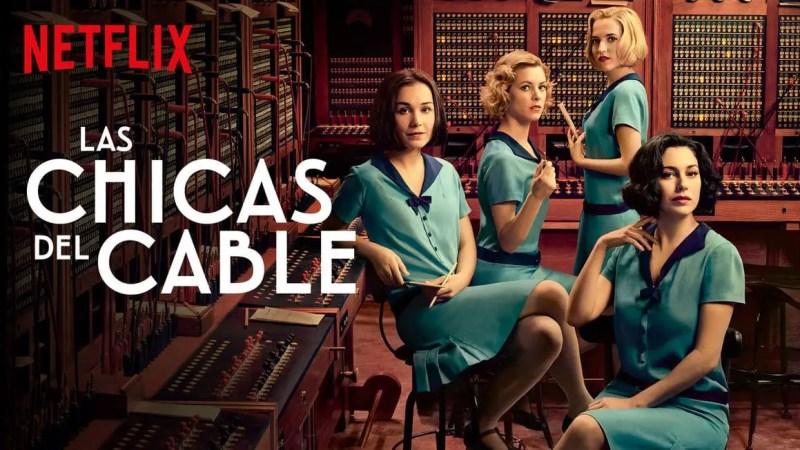 las chicas del cable temporada 5
