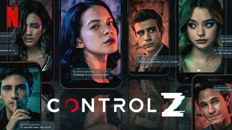 «Control Z»: La serie de Netflix que esta causando revuelo