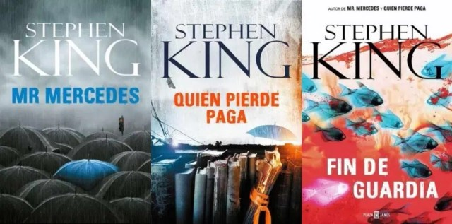 Serie basada en Stephen King