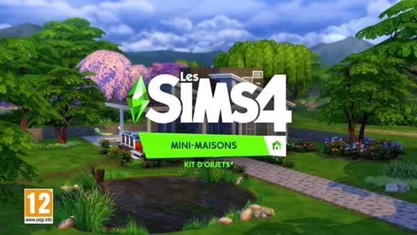 Les Sims 4 Mini Maisons Telecharger Jeu Pc Gratuit