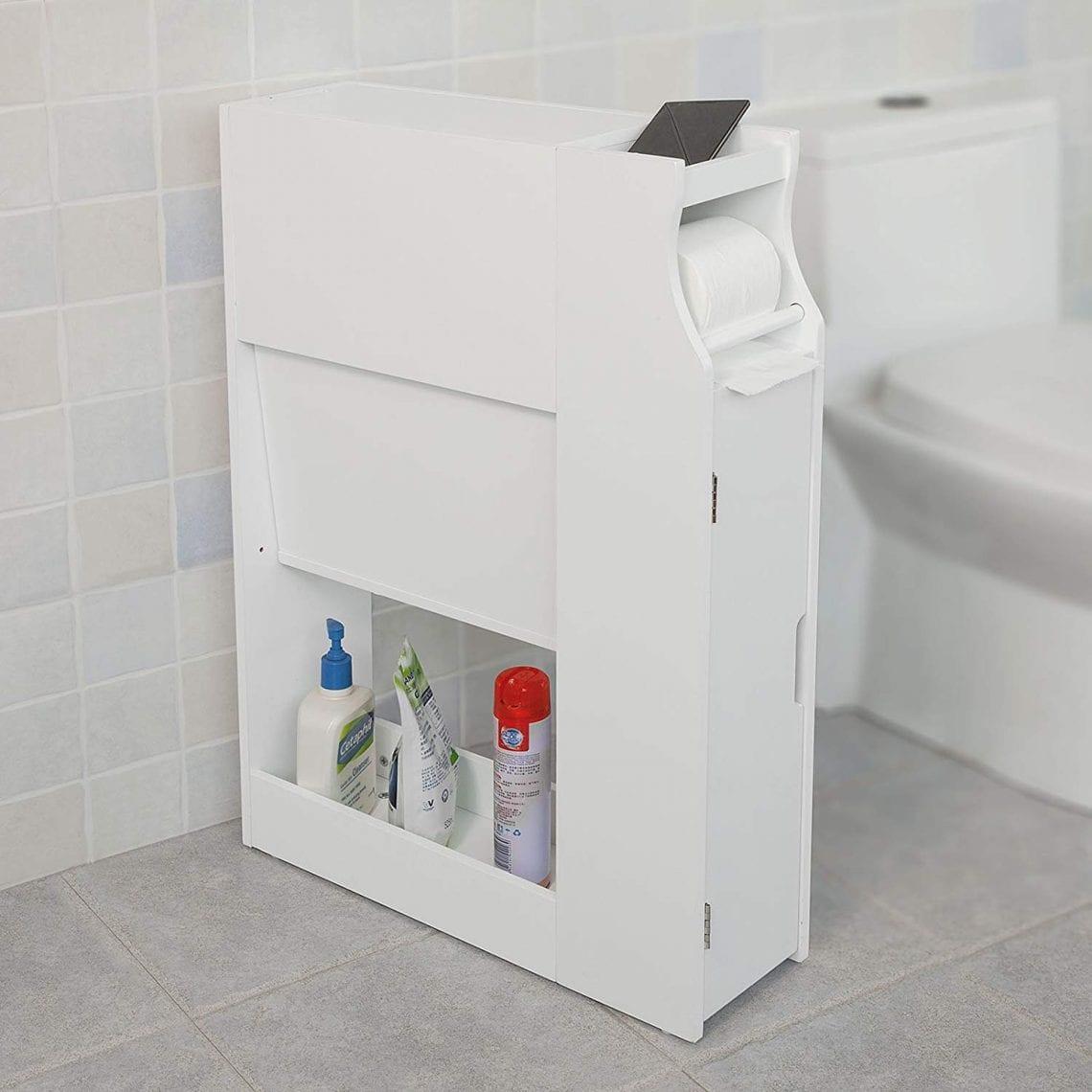 le meilleur meuble de toilette