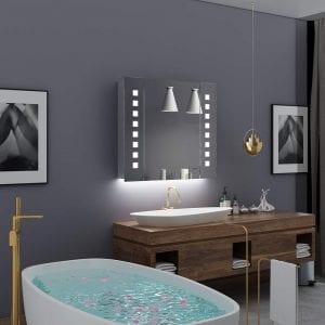 Le Meilleur Miroir De Salle De Bain Explications Et Comparatif Zone Led