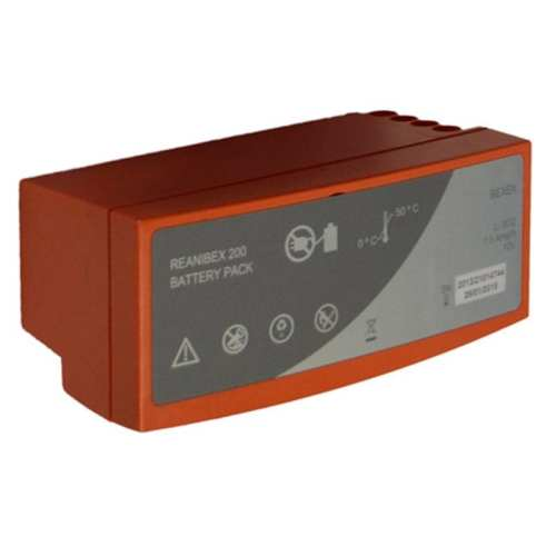 Bexen LiSO2 Non Rechargeable Battery for Reanibex 200 AED Defibrillator