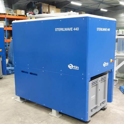 Sterilwave 440 Hospital Waste Management System