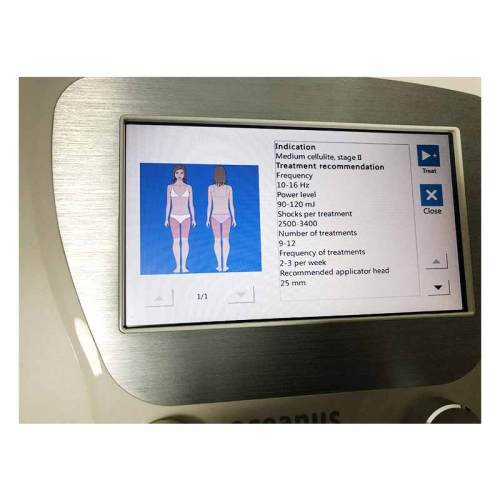 Shockwave Therapy Machine Oceanis