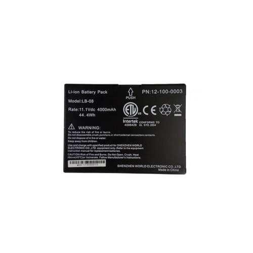 Biolight LB-08 Lithium Rechargeable Battery 4000mAH