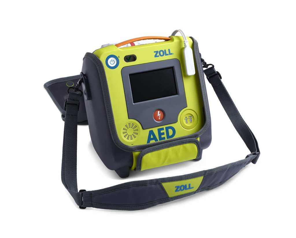 Zoll AED 3 Carry Case Stand