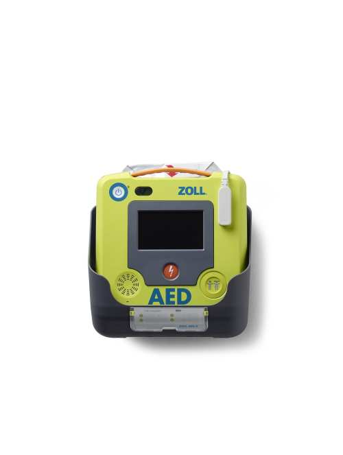 Zoll AED 3 Wall Mount Bracket Front