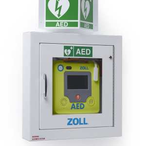 Zoll AED 3 Wall Cabinet Semi