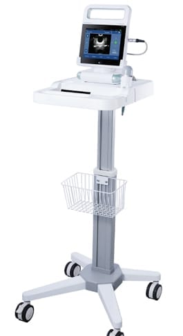 Bladder Scanner Z5 with Stands