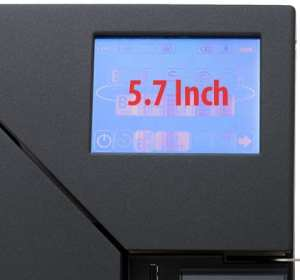 CBM Autoclave LCD Touchscreen