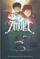 Amulet 1 – de hoeder van de steen – Kazu Kibuishi