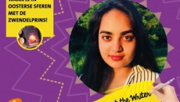 Meet the Writer: Rima Orie @ de Bibliotheek in Uden