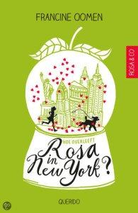 Hoe overleeft Rosa in New York – Francine Oomen