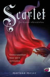 Scarlet – Marissa Meyer