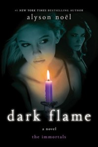 Dark Flame (the immortals #4) – Alyson Noel