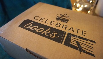 Unboxing Celebrate Books: Read like a royal
