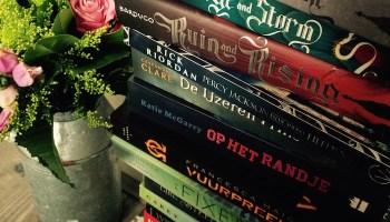 TBR Oktober: Grisha Readalong, #Booktober en meer