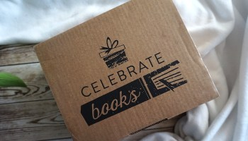 Celebrate Books Unboxing | Swords & Games