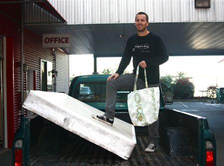 Got A Mattress You Don T Need Any More And Can Find Anyone To Take Your Solution May Lie With Matt Althauser Who Recently Opened