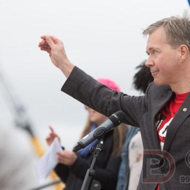Jeremy Kerr, chercheur à l'Université d'Ottawa