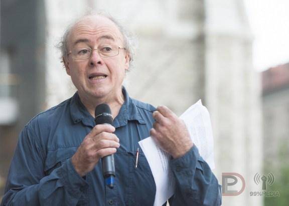 Pierre J. Hamel, professeur de l'INRS