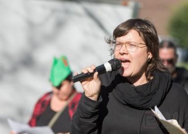 Véronique Laflamme, porte-parole du FRAPRU