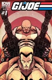 G.I. Joe Vol.3 #1