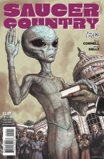 Saucer Country #12