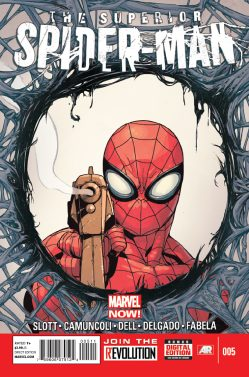 Superior Spider-Man #5