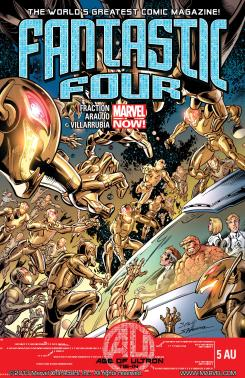 Fantastic Four #5au