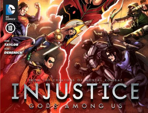 Injustice : Gods Among Us #13