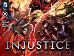 Injustice: Gods Among Us #14