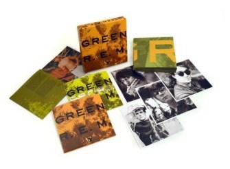REM - Green 25th anniversary