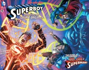 Superboy #19