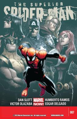 Superior Spider-Man #7